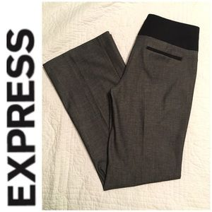 EUC Ladies Express Black Pants